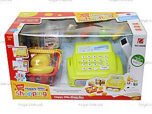 Детский кассовый аппарат с музыкальными эффектами, 888B888C, отзывы