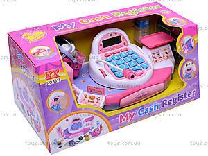 Кассовый аппарат, детский, 5613, фото