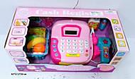 Кассовый аппарат детский «Мой магазин», 976