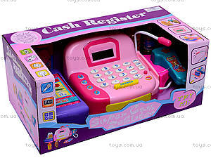 Кассовый аппарат для девочек, 986A, купить