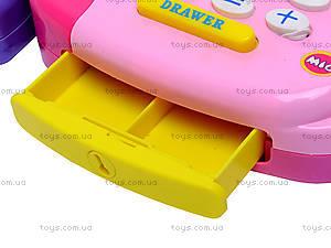 Кассовый аппарат для девочек, 986A, фото