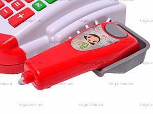 Кассовый аппарат для игры в магазин, 031N, купить