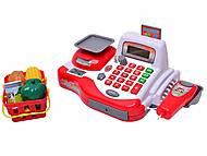 Кассовый аппарат для игры в магазин, 031N, toys