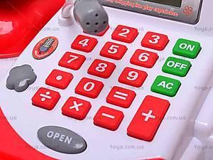 Кассовый аппарат для игры в магазин, 031N, отзывы
