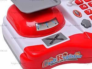 Кассовый аппарат для игры в магазин, 031N, игрушки