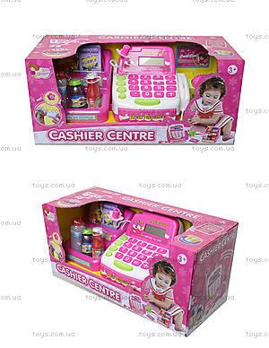 Кассовый аппарат с игрушечными продуктами, FS-34556