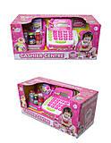 Кассовый аппарат с игрушечными продуктами, FS-34556, фото