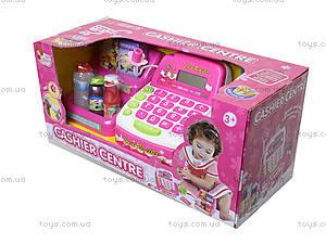 Кассовый аппарат с игрушечными продуктами, FS-34556, цена
