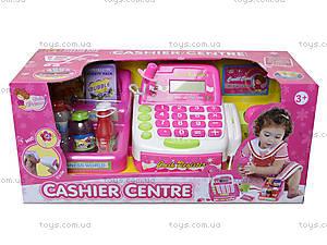Кассовый аппарат с игрушечными продуктами, FS-34556, игрушки
