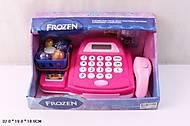 Кассовый аппарат «Холодное сердце» игрушечный, DSN-2, оптом