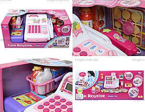 Детский кассовый аппарат для магазина, LF986D
