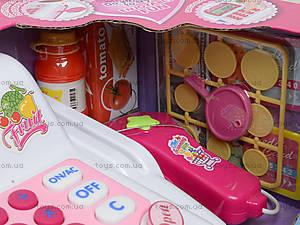 Детский кассовый аппарат для магазина, LF986D, цена
