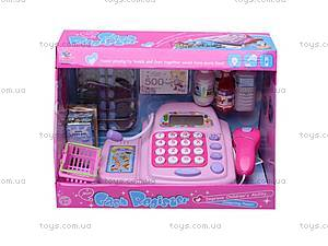 Кассовый аппарат «Маркет», XS-612, игрушки