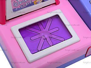 Кассовый аппарат с косметикой, FS-33926N, магазин игрушек