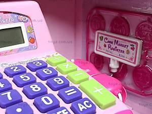 Кассовый аппарат с ЛСД-дисплеем, FS34218, игрушки