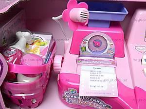 Кассовый аппарат с ЛСД-дисплеем, FS34218, детские игрушки