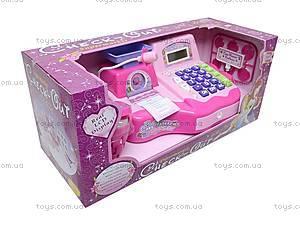 Кассовый аппарат с ЛСД-дисплеем, FS34218, toys