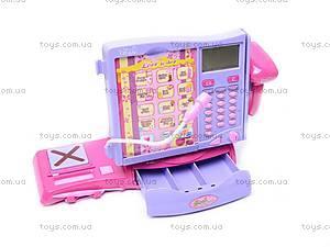 Кассовый аппарат, с микрофоном, 3213, фото