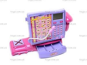 Кассовый аппарат, с микрофоном, 3213