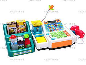 Кассовый аппарат с набором продуктов, FS-34541