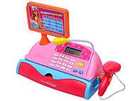 Кассовый аппарат, с продуктами, LF9813A, toys.com.ua