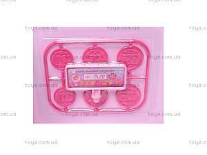 Кассовый аппарат с весами, 34438, игрушки