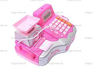 Кассовый аппарат с весами, 34438, детские игрушки