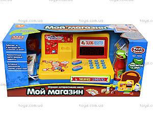 Кассовый аппарат со световыми эффектами, 7253, toys
