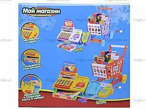 Кассовый аппарат и тележка «Магазин», 7562B, отзывы