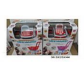 Кассовый аппарат и тележка с продуктами «Минимаркет», 2815FN5623FN, фото