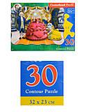 Пазл Castorland на 30 деталей «Страна OZ. Фарфоровая принцесса», 313, фото