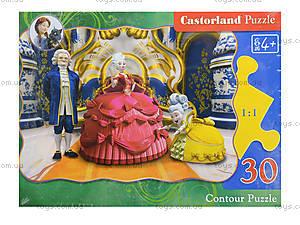 Пазл Castorland на 30 деталей «Страна OZ. Фарфоровая принцесса», 313, отзывы