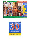 Пазл Castorland на 30 элементов «Страна OZ. Страна сладостей», В-РU03290
