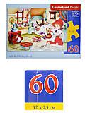 Пазл на 60 деталей «Сказка - Красная Шапочка», B-06038, фото