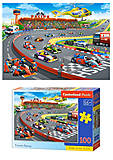 Пазлы «Формула гонки», В-111046, фото