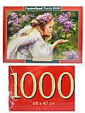 Кастор пазлы «Ангел и бабочка», С-103034, отзывы