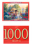 Кастор пазлы 1000 «Крэнфилдский сад», С-103973, отзывы