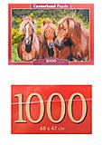 Кастор пазлы 1000 «Лошади», С-103959, отзывы