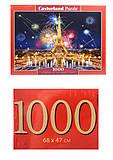 Кастор пазлы «Очарование ночей, Париж», С-103997, отзывы