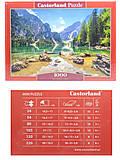 Пазлы Castorland на 1000 деталей «Озеро в горах», С-103416, купить