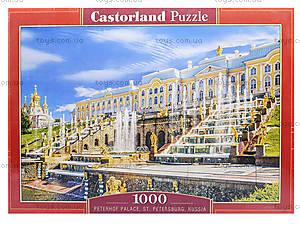 Пазл Castorland на 1000 деталей «Петергоф», 3102, отзывы