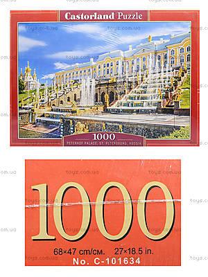 Пазл Castorland на 1000 деталей «Петергоф», 3102