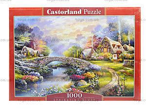 Пазл Castorland на 1000 деталей «Весеннее настроение», 3171, фото