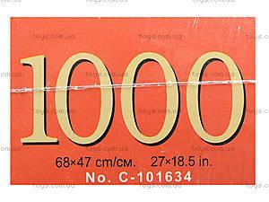 Пазл Castorland на 1000 деталей «Вызов на бис», С-103218, отзывы