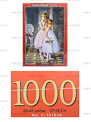 Пазл Castorland на 1000 деталей «Вызов на бис», С-103218