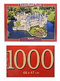 Пазл Castorland на 1000 деталей «Долина замка Луары», 3072, купить