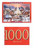 Зимний город из 1000 элементов, С-103850, отзывы