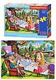 Пазлы на 120 деталей «Алиса в стране чудес», B-13456, купить