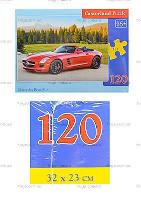 Пазл Castorland на 120 деталей MIDI «Автомобиль», В-13081
