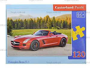 Пазл Castorland на 120 деталей MIDI «Автомобиль», В-13081, отзывы